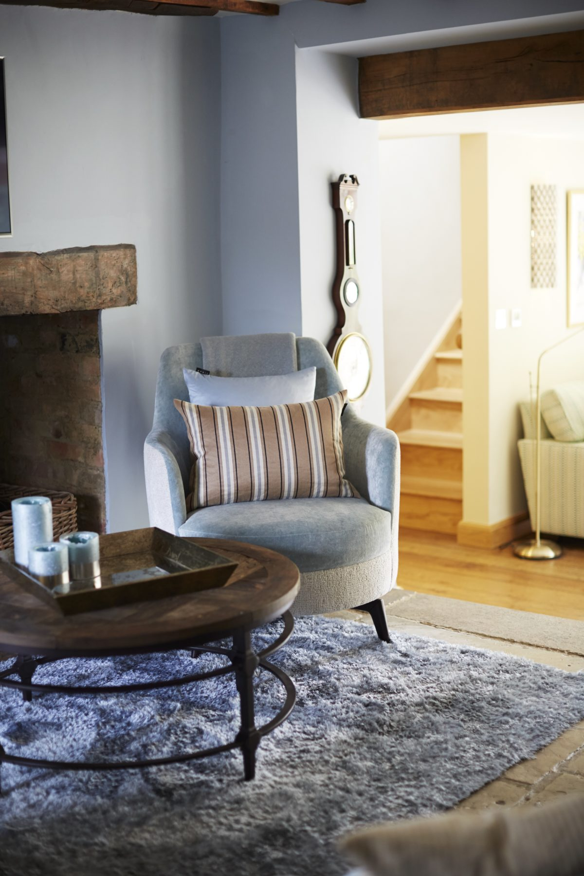 The Cotswolds Living Room Armchair Interior Design